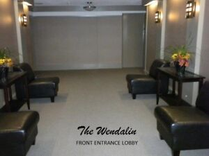 1Bdrm/1Bath apartment for rent in a quiet well-managed building