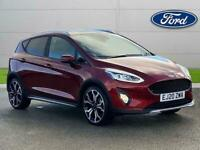 2020 Ford Fiesta 1.0 Ecoboost 140 Active X Edition 5Dr Hatchback Petrol Manual