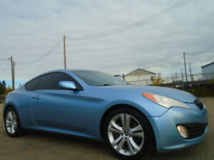 2010 Hyundai Genesis COUPE-2.0 RS TURBOCHARGED-LEATHER-SUNROOF