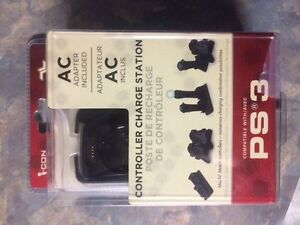 PS3 Controller Charging Station (New In Box)