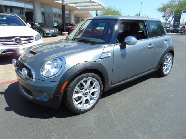 Image 1 of Mini: Cooper S Gray