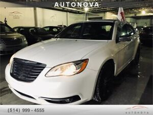 ***2013 CHRYSLER 200***LIMITED/CUIR/FUL/PROPRE/438-820-9973.