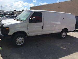 Excellent Condition Ford E-350 Van - Good for Mobile Mechanic
