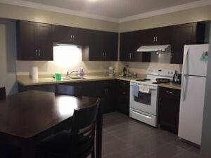 2 bedrms + Den Top floor  Available Now  Surrey City Central