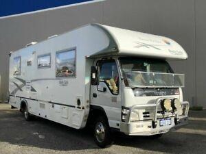 2005 Isuzu NPR 400 Isuzu Sunliner White Motor Home 2WD Beckenham Gosnells Area Preview
