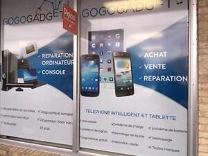 Tout type de reparation iPhone, Samsung, LG, Motorola, HTC, Alcatel, Reparation Garantie