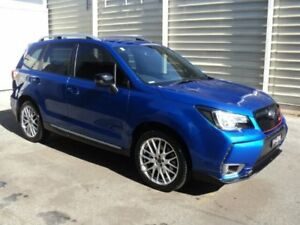 2016 Subaru Forester MY16 TS Special Edition Continuous Variable Wagon
