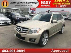 2011 Mercedes-Benz GLK-Class GLK 350 4MATIC ROOF NAVI PUSH START