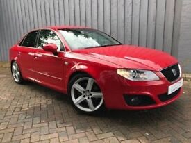 Seat Exeo 2.0 CR TDI Sport 168 ....Stunning Car with Very, Very Low Miles. Superb Throughout!!!