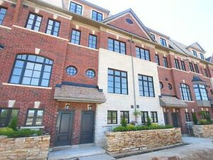 Brand New 3 Bdr + Den Freehold Townhome in River Oaks