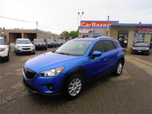 2013 MAZDA CX5 SUV NAV ROOF CAMERA AWD 4 CYL EASY CAR FINANCING