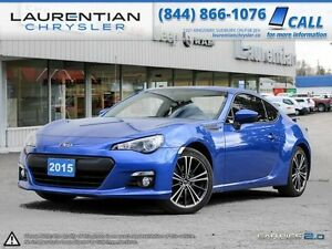 2015 Subaru BRZ -6-SPEED! RWD!-A MUST SEE!