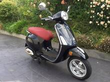 2014 Vespa Primavera 125 IE 3V in Showroom Condition Sandy Bay Hobart City Preview