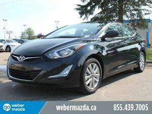 2016 Hyundai Elantra LOW KM'S - NO FEES - WE FINANCE