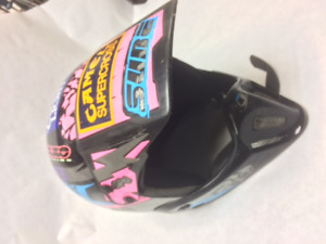 2 Dirt Bike Helmets