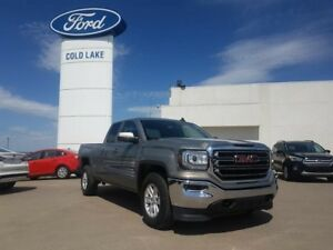 2017 GMC Sierra 1500 SLE, SEATS 6, CLOTH