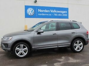 2015 Volkswagen Touareg 3.0 TDI Execline 4dr All-wheel Drive 4MO