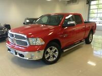 2014 Ram 1500 BIG HORN ROUGE 4X4 HEMI UCONNECT CREW CAB BT 6