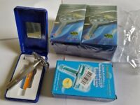 Mens Twist To Open Double Edge Safety Razor - Brand New