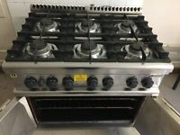 Electrolux catering range gas cooker Model- RCF/ G9