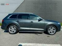 2016 Audi Q7 3.0 Tdi Quattro S Line 5Dr Tip Auto Estate Diesel Automatic