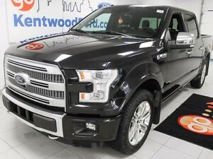 2015 Ford F-150 Not just your dads truck anymore.