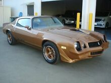 1978 Chevrolet Camaro Z28  Automatic Coupe Brompton Charles Sturt Area Preview
