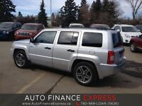 2009 Jeep Patriot Sport/North 4dr 4x4 WE FINANCE EVERYONE