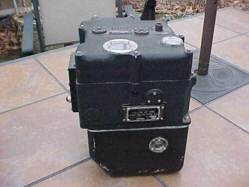 ORIGINAL WWII US BOMBER AIRCRAFT SPERRY K9 COMPUTER