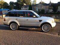 Range Rover sport 2.7 diesel