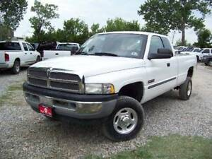 wanting a 2002 dodge extended cab