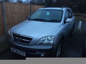 2006 KIA Sorento XS CRDI, 2.5 Turbo Diesel, Manual, 7 Months MOT, 1 Owner From New, FSH