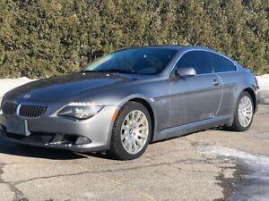 2008 BMW 650i Coupe- $10,500