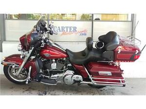 2008 Harley Davidson FLHTCU Ultra Classic ABS CDN - Loaded!