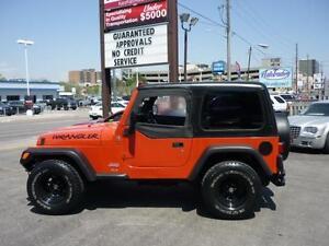 2006 Jeep TJ SE