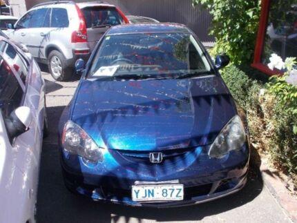 2004 Honda Integra Luxury Blue 5 Speed Sequential Auto Coupe