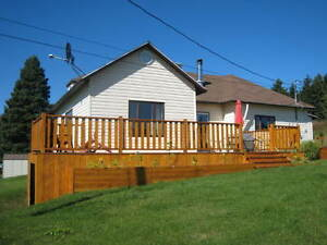 Beautiful house for sale in Douglastown area, Gaspe, QC