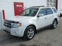 2011 Ford Escape Limited ~ V6 4WD ~ SUNROOF ~ Leather $6999.00 Calgary Alberta Preview