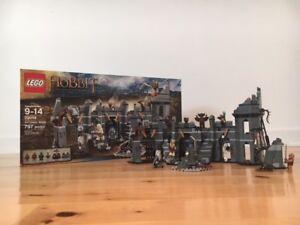 LEGO Hobbit Dol Guldur Battle