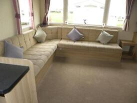 Static caravan for sale 8 Berth great value 2012 sited Withernsea Sands