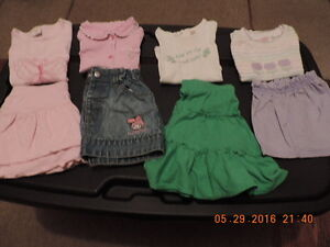 Girl's size 12-18months 2 Piece Sets
