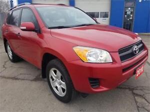 2010 Toyota Rav 4 AWD - $11,950