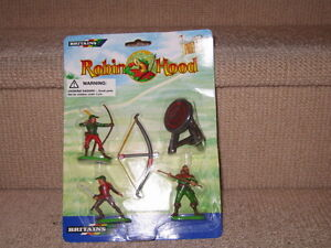 Britain's Toy Soldiers - Robin Hood (New)
