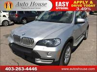 2010 BMW X5 35d with NAVIGATION PANORAMIC ROOF PUSH BUTTON START