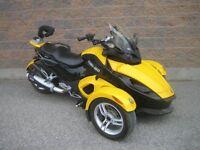 2009 Can-Am Spyder Roadster SM5