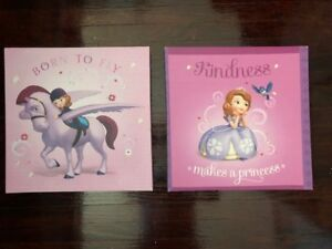 Sofia the First Canvas Prints