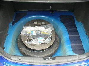 2011-2017 OEM Hyundai Elantra Sedan, Coupe COMPLETE SPARE TIRE KIT! 3XF40-AC920