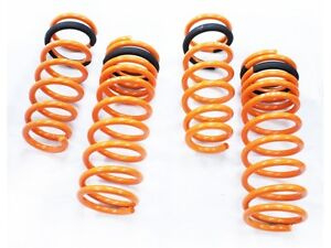 Focal Racing Lowering Spring for 04-08 Acura TSX (4pcs)