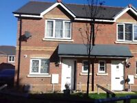 large 2 bed house in exchange for a 3 bed house