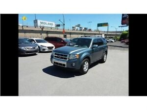 Ford Escape **LIMITED**AWD**CUIR**TOIT** 2011